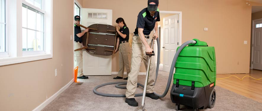 New Providence, NJ residential restoration cleaning
